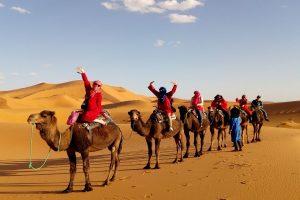 3-Days Fes to Desert