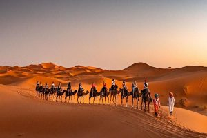 3 days trip from Marrakech to Fes via Merzouga